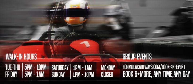 Go Karting Toronto | Formula Kartways